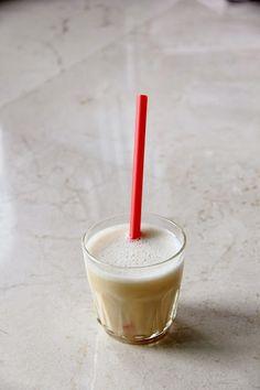 11th October 2013: Vanilla milkshake