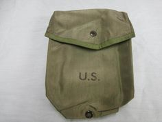 NEW US Military Issue 200 Round Saw Ammo Pouch OD Green Army / USMC  Alice Clips | Collectibles, Militaria, Current Militaria (2001-Now) | eBay!
