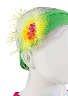 #DIY T-shirt headband