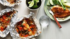 5 Healthy Tin Foil Dinners You Can Make in a Flash