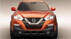 2017 Nissan Juke - facelift front Crossover Suv, Nissan Juke, Geneva Motor Show, Unique Cars, Car Tuning, North America, Homes, Style, Custom Cars