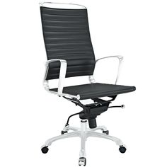 Tempo Highback Office Chair in Black