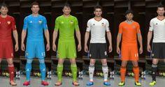 PES 2014 Valencia 2014-2015 Forma - Kit GDB