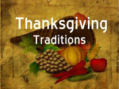 Story Telling during Thanksgiving Holiday