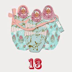 A SCRAPBOOK OF INSPIRATION: Babushkas and Nesting Dolls