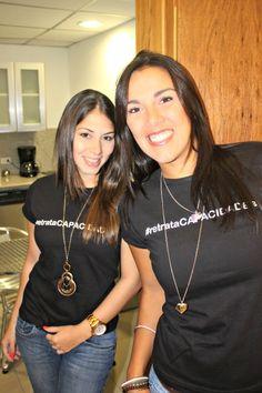 Andrea y Ledy les invitan a participar en Aquí estamos 2013... La consigna ¡#retrataCAPACIDADES!