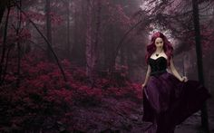 #1426796, gothic category - widescreen backgrounds gothic