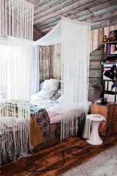 Interior inspiration: de mooiste bohemian slaapkamers
