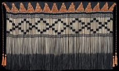 Gallery of striking traditional Māori Piupiu garment weaving by ...