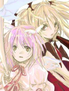 Utau Hoshina & Amu Hinamori - Shugo Chara,Anime