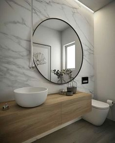 Bathroom inspiration -Minosa Design
