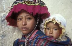 Pisac, Peru, in the Sacred Valley of the Incas, by Jim Cline
