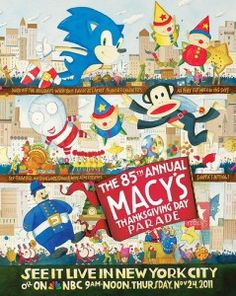 How Are Balloons Chosen for the Macy's Thanksgiving Day Parade? | Mental Floss