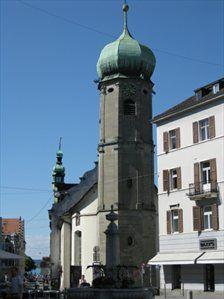 Bregenz, Seekapelle Hll. Georg und Unserer Lieben Frau Vorarlberg AUT