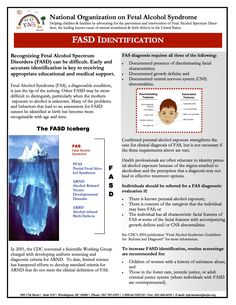 FASD Identification - February 16, 2006 How to recognize FASD and guidelines for screening.