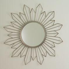 "42"" diam. Global Views Radiance Mirror | from hayneedle.com $415 42"""