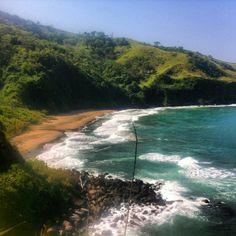 Playa escondida , los tuxtlas, Veracruz