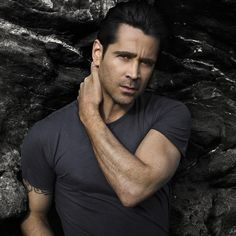 Colin Farrell Interview: The Irish actor talks men's grooming ...