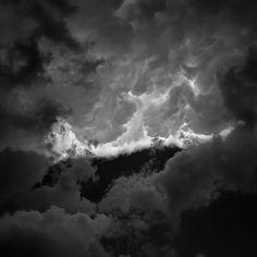 Wolken by Jürgen Heckel, via Behance