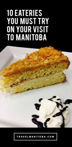 10 Delicious Eateries and Restaurants To Try On Your Trip to Manitoba Canada Holiday, Canadian Travel, Best Places To Eat, Try On, Foodie Travel, Bakery, Restaurants, Vacation Destinations, Vacations