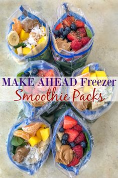 The snack is a topic that is talking about nutrition. Is it really necessary to have a snack? A snack is not a bad choice, but you have to know how to choose it properly. The snack must provide both… Continue Reading → Homemade Smoothies, Fruit Smoothies, Healthy Smoothies, Healthy Drinks, Healthy Snacks, Healthy Recipes, Make Ahead Smoothies, Breakfast Smoothies, Top Recipes