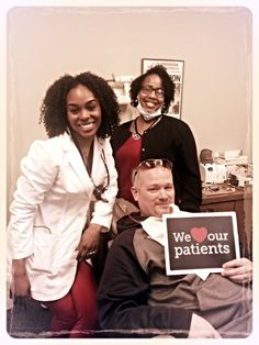 Come join our lighthearted staff @ chesterfield #dentistry. Over here, we not only do dentistry, we have fun! #dentist