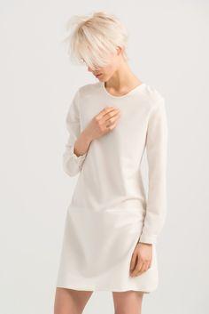 Sukienka ORCHIDEE - BONJOURandKISS - Sukienki