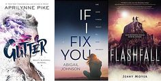 Triple author signing event featuring Aprilynne Pike, Abigail Johnson, and Jenny Moyer, Sunday, November 20 at 2 PM!