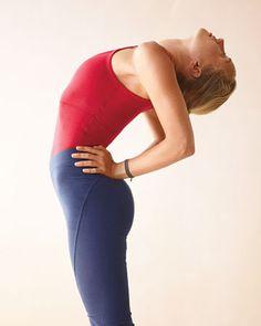 8 Detox Stretches #yoga