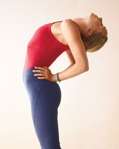 8 Detox Stretches #yoga