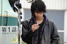 松山ケンイチ Kenichi Matsuyama Aomori, Death Note, Falling In Love With Him, My Love, Kento Yamazaki, Kubota, Japanese Artists, Asian Boys, Gorgeous Men