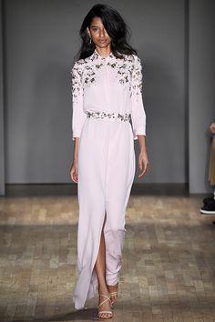 Vogue.com   Ready To Wear 2015 S/S Jenny Packham