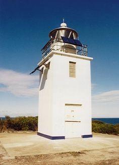 The Cape Bailey Lighthouse [Photograph: Ian Clifford]
