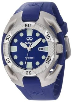Men's Wrist Watches - REACTOR Mens 71803 Classic Analog Watch >>> See this great product. (This is an Amazon affiliate link)