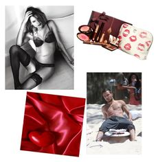"""Valentines Day night with Liam"" by onedirectionrocksd ❤ liked on Polyvore featuring Victoria's Secret"