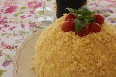 la torta mimosa salata Bimby!