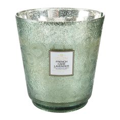 Voluspa - LARGE CANDLE 3.5KG - Japonica Hearth Candle - 3.5kg - French Cade & Lavender  #CANDLES #FRAGRANCE #SCENTSY Large Candles, Glass Holders, Open Plan, Scentsy, Scented Candles, Hearth, Fireplaces, Herbalism, Wax