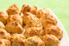 Bocaditos de pan de queso - IMujer