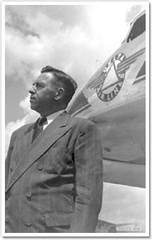 C. E. Woolman, the principal founder of Delta Air Lines