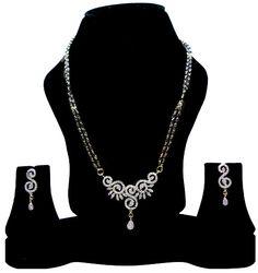 #White American #Diamond Studded #Mangalsutra @ $51.03