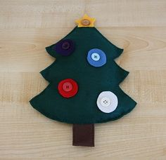 Button Tree - Fine motor, color matching, and life skills all in one!