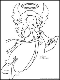 free printable christmas coloring pages merry games