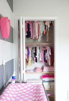 Visit | Baby Kira's room - French By Design