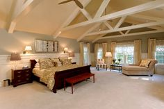 Master Suite Renovation - traditional - bedroom - dc metro - GREAT FALLS CONSTRUCTION