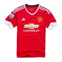 Camiseta Manchester United 2015 2016 primera