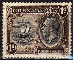 Grenada Stamp 1936 - King George V