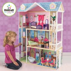 KidKraft My Dreamy Dollhouse. Got this dollhouse for my daughter she loves it!