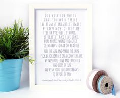 Christening Gift, Christening Wishes, Christening Frames, Godmother Gifts, Godfather Gifts, Baptism Poem, Holy Communion Poem, Christening Poem, Prints & Frames.