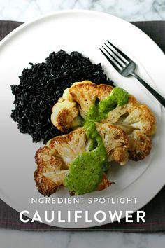 Ingredient Spotlight: Cauliflower via @PureWow