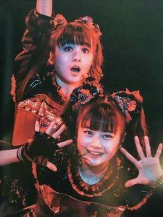 Yui e Moa